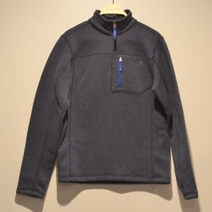 NEW The North Face Gordon Lyons Boys 1/4 Zip XL